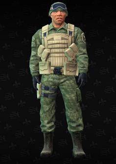 SNG - Mayweather - character model in Saints Row The Third