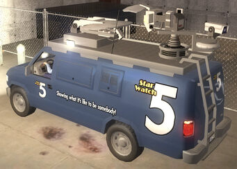 Anchor - News 5 - rear left in Saints Row 2