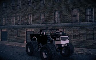 Atlasbreaker - front right in Saints Row IV