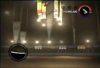 Culex Stadium - arena