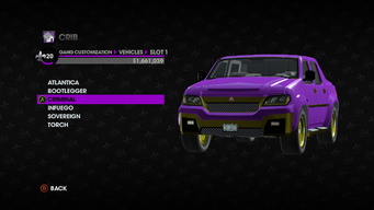 Gang Customization in Saints Row The Third - Criminal