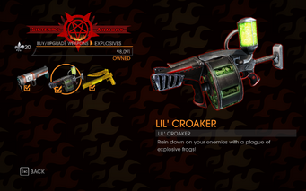 Gat out of Hell - Lil' Croaker