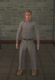 Nuclear - black generic - character model in Saints Row 2