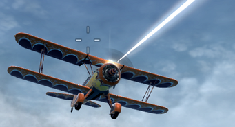 Parrot - Biplane Decals 1 variant