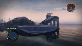 Ruin Island Found