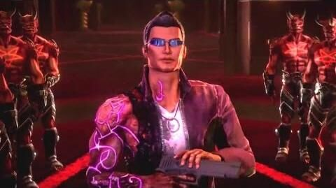 Saints Row Gat Out of Hell - Ankündigungs-Trailer des Spin-Offs