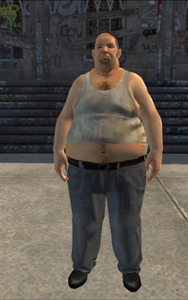 Snatch - Helmers - character model in Saints Row