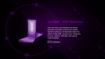 The Real World - Gateway - West Stanfield unlocked