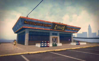 Ultor Dome in Saints Row 2 - Cycles
