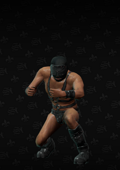 Hos riotho - Ralph - character model in Saints Row The Third