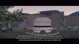 New Hennequet Rec Center intro - Marshall Winslow Recreation Center sign