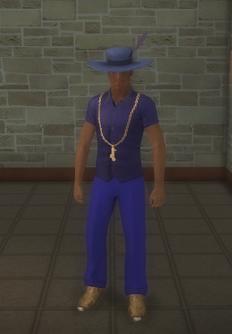 Pimp - black2 - character model in Saints Row 2