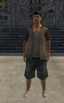 Poor male - ChinatownTatooParlor - character model in Saints Row