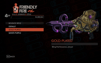 Weapon - Rifles - Bounce Rifle - Bounce Rifle - Gold-Plated