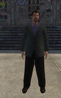 Highincome - whiteGuy - character model in Saints Row