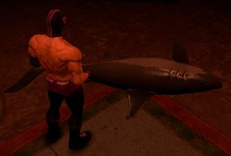 Murderbrawl temporary shark