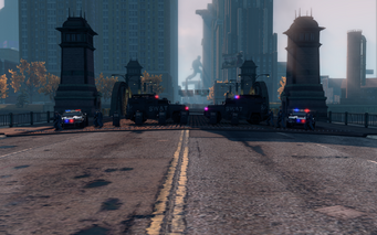 SRTT Roadblock - Police level 3 - large