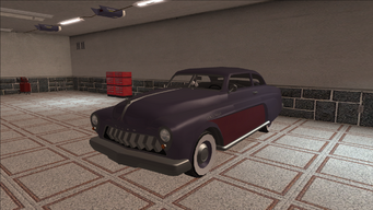 Saints Row variants - Gunslinger - Classic Hardtop - front left
