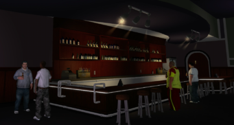 Stocks interior second bar in Saints Row