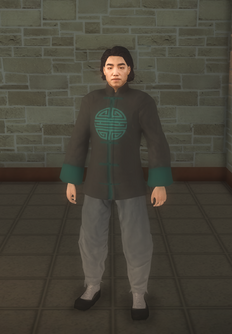 Translator - character model in Saints Row 2