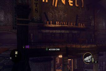 Angel's Gym - El Hombre Bar