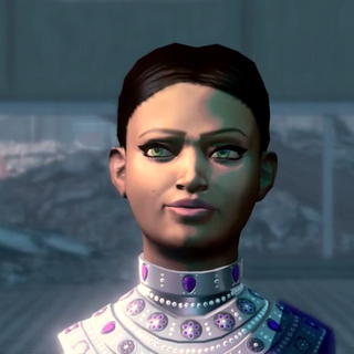 Asha Odekar in der Saints Row IV