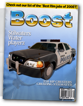 Five-O - Chop Shop magazine