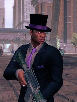 Mayor Pierce