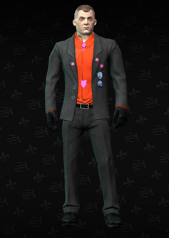 Morningstar Soldier 3 - Victor - character model in Saints Row The Third
