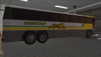 Saints Row variants - Cheetah - Cheetah - rear right