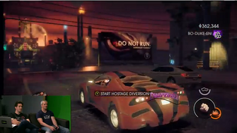 Temptress in Saints Row IV gameplay preview