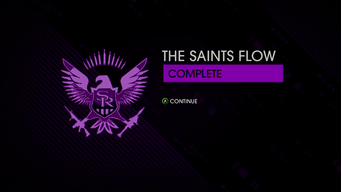 The Saints Flow Complete 2