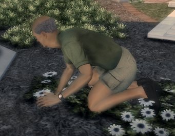 Action Node - gardening
