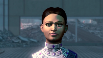 Asha Odekar Saints Row IV War for Humanity trailer super power outfit