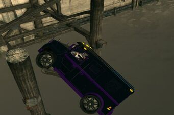 Titan - left in Saints Row The Third