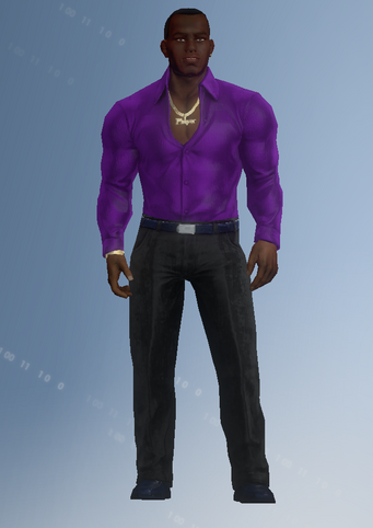 Gang Customization - Clubber 4 - Terrance - in Saints Row IV