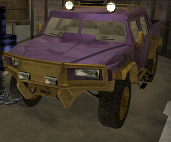 Gang Customization in Saints Row 2 - Bulldog