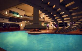 Hotel Penthouse - Ultra Modern - pool