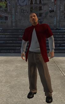 Los Carnales male Killa1-01 - HispanicDiamondShirt - character model in Saints Row