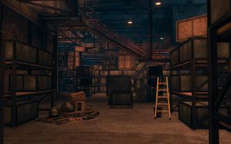 Powder warehouse