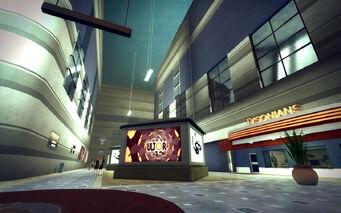 Wardill Airport building - Tysonians