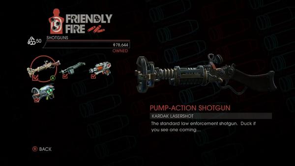Weapon - Shotguns - Pump-Action Shotgun - Main