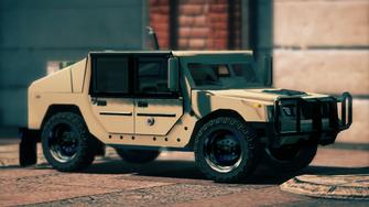 Bulldog - Military variant in Saints Row IV