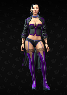Gang Customization - Morning Star 1 - Clara - in Saints Row The Third