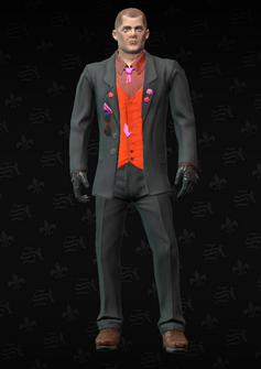 Morningstar Soldier 1 - Gus - character model in Saints Row The Third