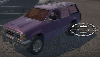 Nordberg - front left with logo in Saints Row 2