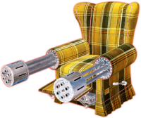 SRGooH weapon rifle Armchair-A-Geddon