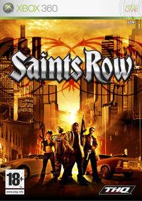 Saints Row - Cover