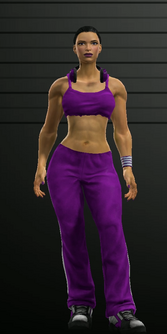 Saints Row The Third - Playa preset 6 - female