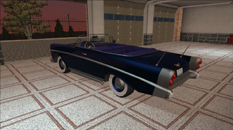 Saints Row variants - Hollywood - ClassicBlue3 - rear left